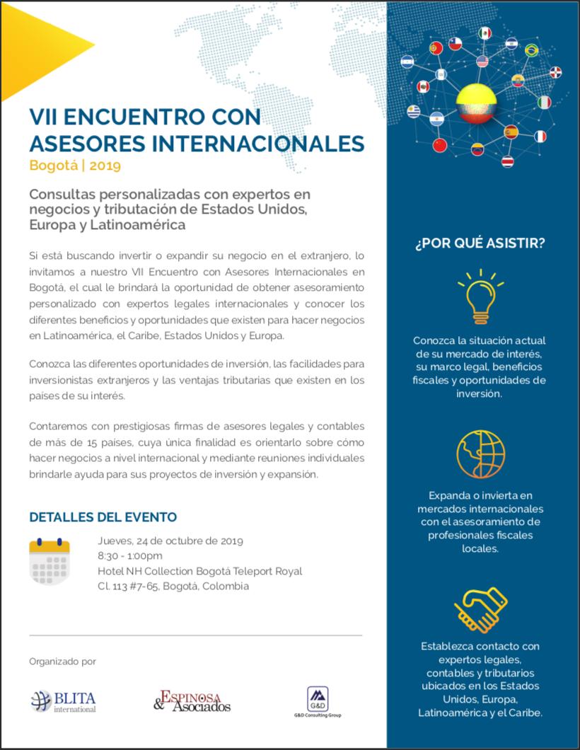 Espinosa Asociados Event 2019